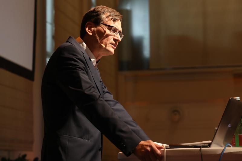 VÖZ-Präsident Thomas Kralinger ©VÖZ/K. Schiffl