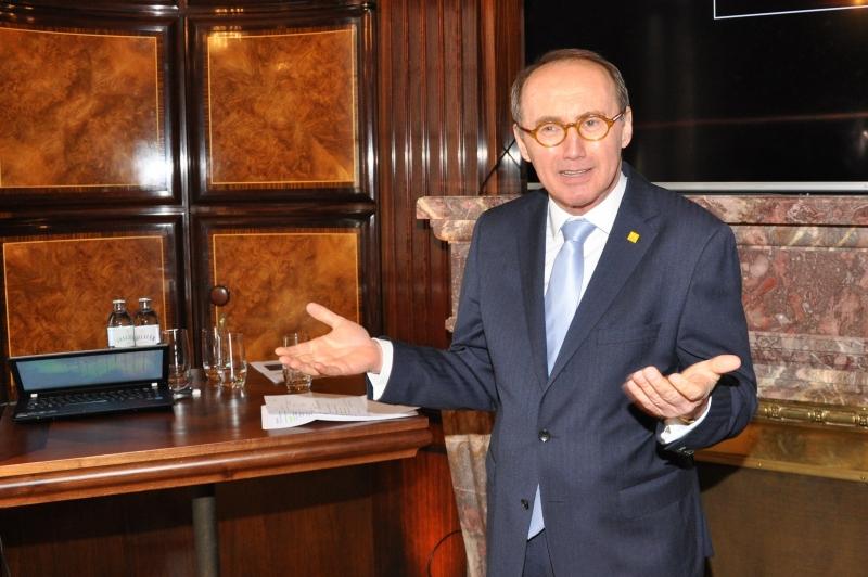 EU-Parlamentarier Othmar Karas