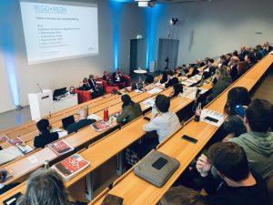 Panel Ausbildung und Karriere © FH Burgenland